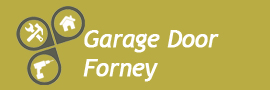 Garage Door Forney Logo
